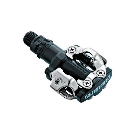Pedales SPD M-520 Negro