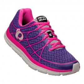 Zapatillas Pearl Izumi Run EM Road N2 v2 rosa  (mujer)