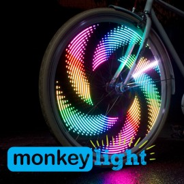 Luz para ruedas Monkey light M232