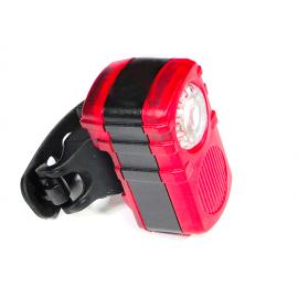 LUZ BICI Trasera RUBY USB 10+10 lumenes