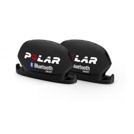 Pack sensor de velocidad y sensor de cadencia Bluetooth® Smart de Polar