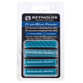 Zapatas de freno Reynols Cryo-Blue Power