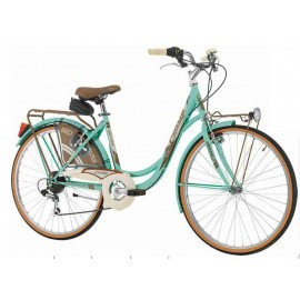 Bicicleta Retro Cinzia Décoville 26 Lady