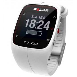 Polar M400 HR, GPS integrado, con frecuencia cardiaca Negro