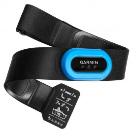 Banda cardio Garmin HRM-Tri negro