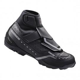 Zapatillas ciclismo Shimano MW7 MTB negro