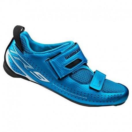 Zapatillas Shimano TR9 Triathlon Azul 2015