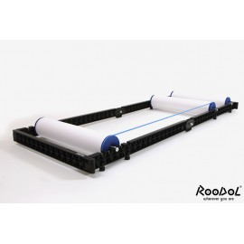 RODILLO ROODOL PACK BLACK TRACK