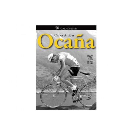 OCAÑA libro de ciclismo