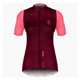 GOBIK MAILLOT CLASSIC MUJER MAROON