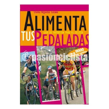 Libro Alimenta tus pedaladas