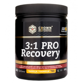 CROWN RECOVERY VAINILLA BOTE 590GR