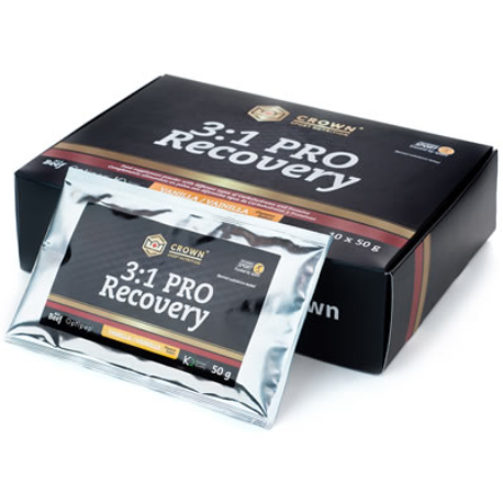 CROWN RECOVERY VAINILLA 50Gr