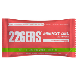 226ERS ENERGY GEL BIO  200G STRAWBERRY & BANANA