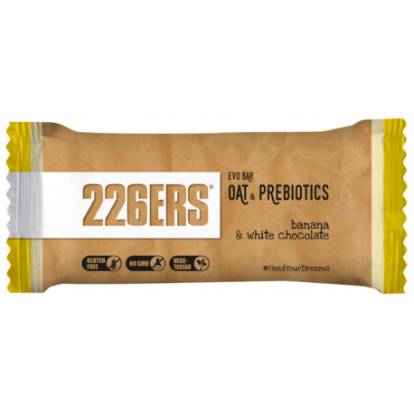 226ERS EVO BAR OAT & PREBIOTICS 60G