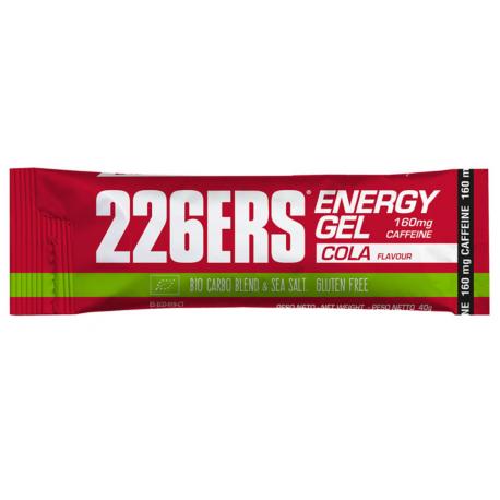 226ers ENERGY GEL BIO 40G COLA CAFEÍNA