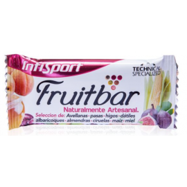 INFISPORT FRUIT BAR 40GR