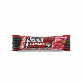 NUTRISPORT GUMMY BAR RED BERRIES