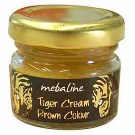 TIGER CREAM MEBALINE MARRON