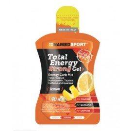 NAMED TOTAL ENERGY STRONG GEL LIMON 40ML