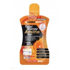 NAMED TOTAL ENERGY AMINO GEL NARANJA 25ML