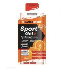 NAMEDSPORT GEL PURE ENERGY FORMULA 25ML