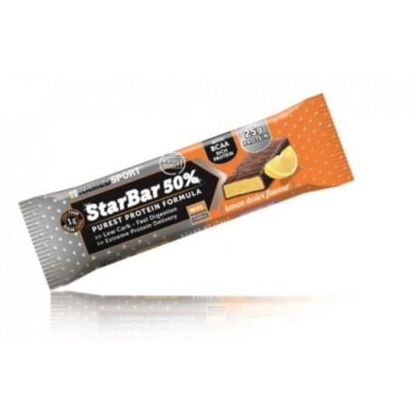 NAMED STARBAR 50% PROTEIN LEMON DESIRE 50G