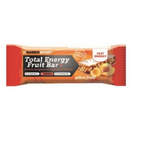 NAMED TOTAL ENERGY FRUIT BAR YELLOW FRUIT35GR