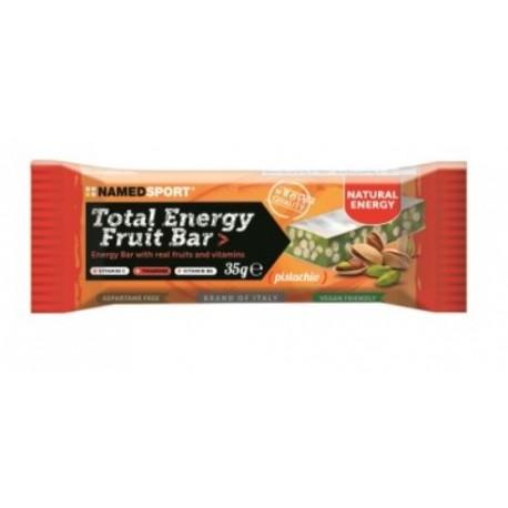 NAMEDSPORT TOTAL ENERGY FRUIT BAR PISTACHO