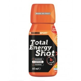 NAMEDSPORT TOTAL ENERGY SHOT NARANJA 60ML