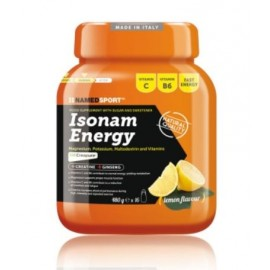 NAMED ISOMAN ENERGY BOTR 480GR LIMÓN
