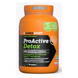 NAMEDSPORT PROACTIVE DETOX 60 CAPS