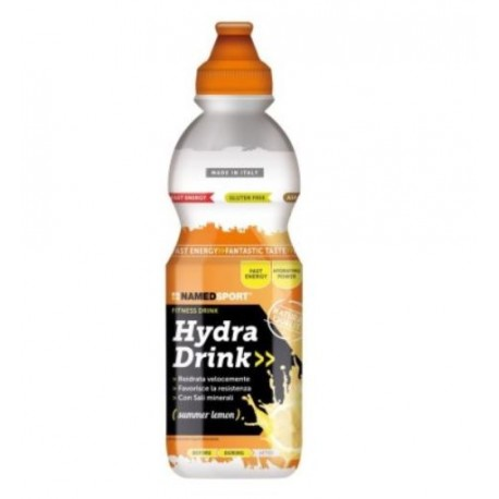 NAMED HYDRA DRINK SUMMER LEMON 500ML