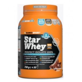 NAMED STAR WHEY ISOLATE SUBLIME CHOCO