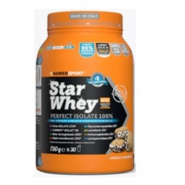 NAMEDSPORT STAR WHEY ISOLATE COOKIES&CREAM 750GR