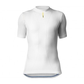 MAVIC Cold Ride SS Tee White