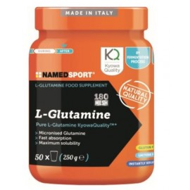 NAMEDSPORT L-GLUTAMINA BOTE 250GR