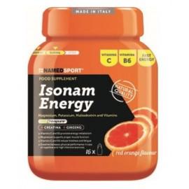 NAMEDSPORT ISONAM ENERGY NARANJA BOTE 480GR