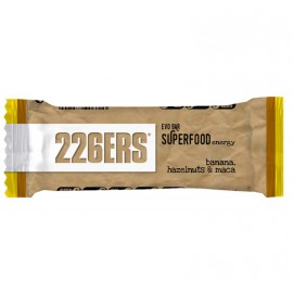 226ers evo bar superfoods energy 50g hazelnuts & banana