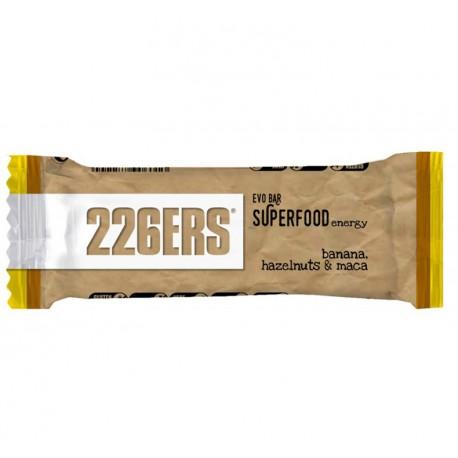 226ers evo bar superfoods energy 50g hazelnuts & banana