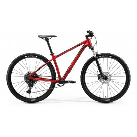 MERIDA BIG NINE 400 ROJA