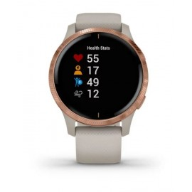GARMIN VENU BEIGE GOLD ROSE