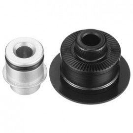 QRM AUTO Rr AXLE ADAPTERS 9X135