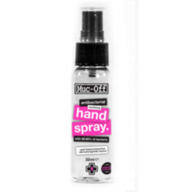 SPRAY PARA MANOS MUC-OFF ANTIBACTERIA DESINFECTANTE 32 ml