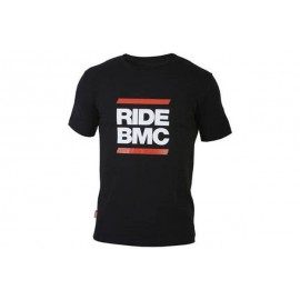 CAMISETA BMC RIDE MANGO CORTA CASUAL