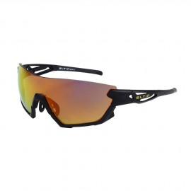Gafas Oversize Neg/Am fl