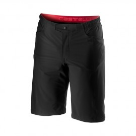 CASTELLI SHORT UNLIMITED BAGGY NEG