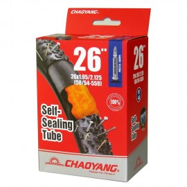 CHAOYANG CÁMARA SELLANTE 26x1.95/2.125 V.Presta 48 mm