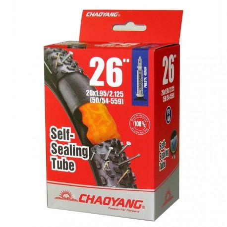 CHAOYANG CAMARA SELLANTE 26x1.95/2.125 V.Presta 48 mm