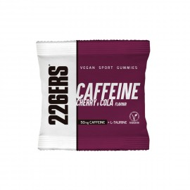 226ERS VEGAN SPORT GUMMIES CHERRY COLA + CAFEINA